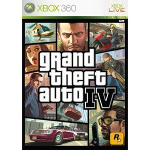 Grand Theft Auto IV (deutsch) (Xbox 360)