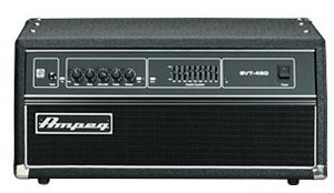 Ampeg SVT-450H bass top, 450W