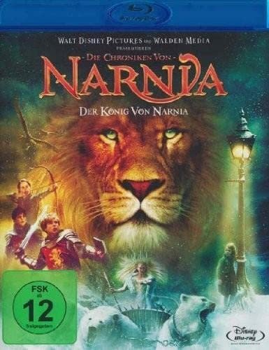 Die Chroniken von Narnia (Blu-ray) -- via Amazon Partnerprogramm