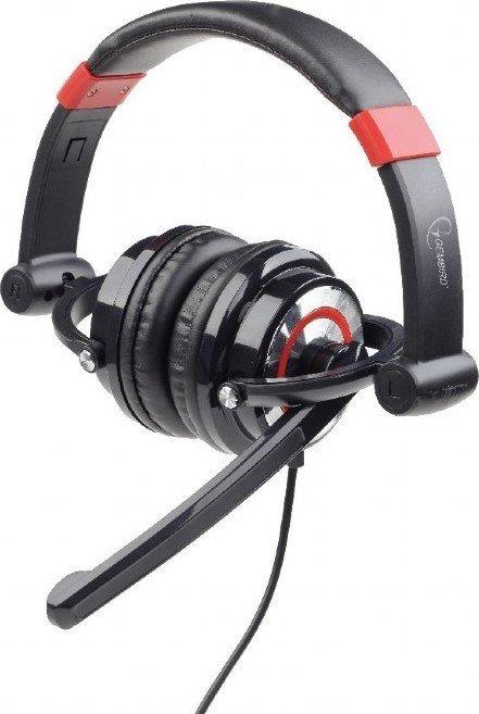 Gembird MHS-5.1-001 schwarz/rot