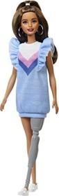 Mattel Barbie Fashionistas mit Beinprothese (FXL54)
