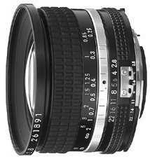 Nikon 20mm 2.8 schwarz (JAA108AA)