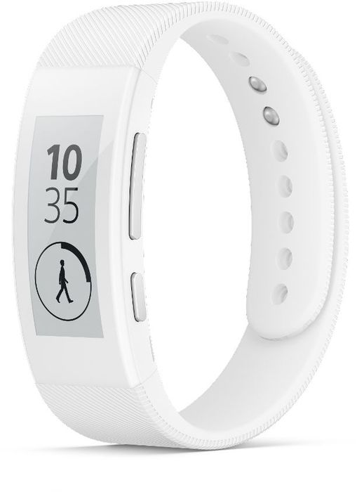 Sony SmartBand Talk SWR30 Small + Large weiß