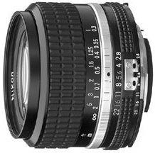 Nikon 24mm 2.8 schwarz (JAA110AC)