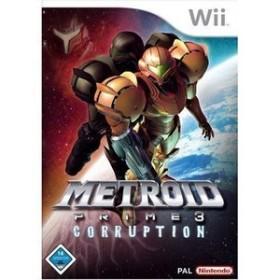 Metroid Prime 3 - Corruption (Wii)