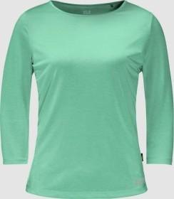 Jack Wolfskin JWP Shirt 3/4 pacific green (Damen) (1806653-4076)