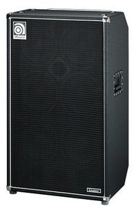 Ampeg SVT-610HLF Bass Box, 600W