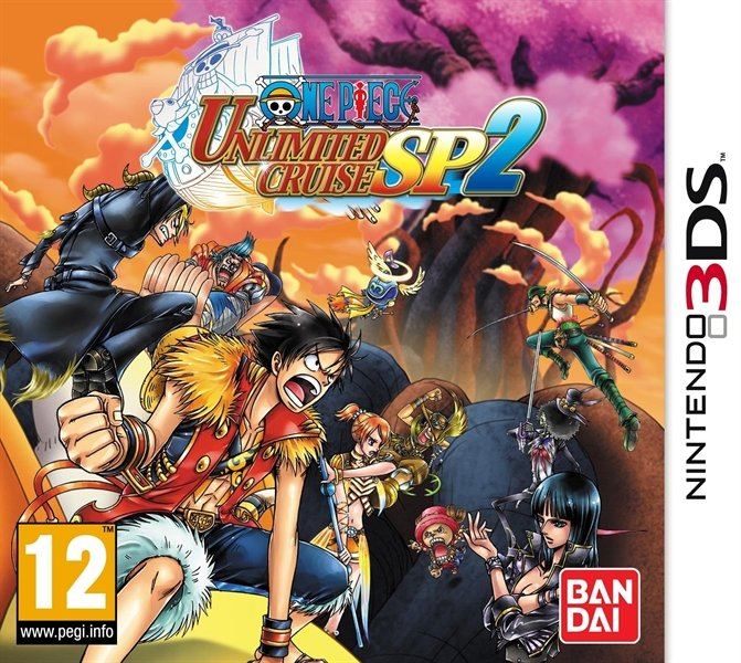 One Piece - Unlimited Cruise SP 2 (englisch) (3DS)