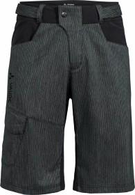 VauDe Tremalzo Stripes Shorts Fahrradhose kurz schwarz (Herren) (41928-010)