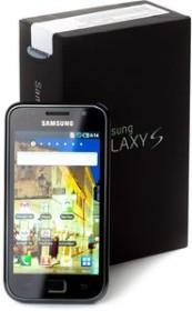 Samsung Galaxy S i9000 mit Branding
