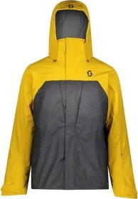 Scott Ultimate Dryo 10 Skijacke corn yellow/dark grey melange (Herren) (277700-6645)