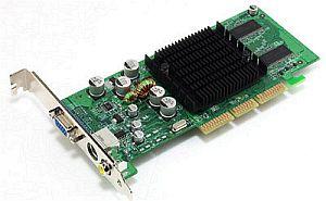 ASUS AGP-V9400 Magic, GeForce4 MX4000, 128MB DDR, TV-out, AGP (90-C1VBM1-GUAN)