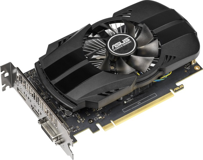 ASUS Phoenix GeForce GTX 1650 OC, PH-GTX1650-O4G, 4GB GDDR5, DVI, HDMI, DP (90YV0CV0-M0NA00)
