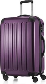 Hauptstadtkoffer Alex TSA Spinner erweiterbar 65cm aubergine glänzend (82780014)