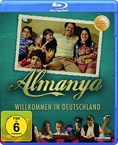 Almanya - Willkommen in Deutschland (Blu-ray) -- via Amazon Partnerprogramm