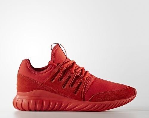 adidas tubular grey red
