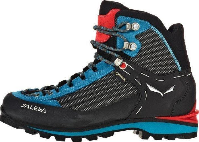 separation shoes 3cb6f 0da1f Salewa Crow GTX blue/black/hot coral (Damen) (61329-0938) ab € 197,24