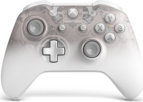 Microsoft Xbox One Wireless Controller Phantom White Special Edition (Xbox One/PC) (WL3-00121)