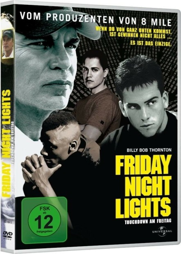 Friday Night Lights - Touchdown am Freitag -- via Amazon Partnerprogramm