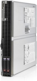 HP ProLiant BL680c, 2x Xeon MP E7450, 8GB RAM (492334-B21)