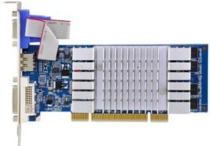 Sparkle GeForce 8400 GS passive, 512MB DDR3, VGA, DVI, HDMI (SP84GS512S3LNMP)