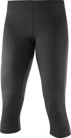 Salomon Agile Tight running pants 3/4 black (ladies) (382802)