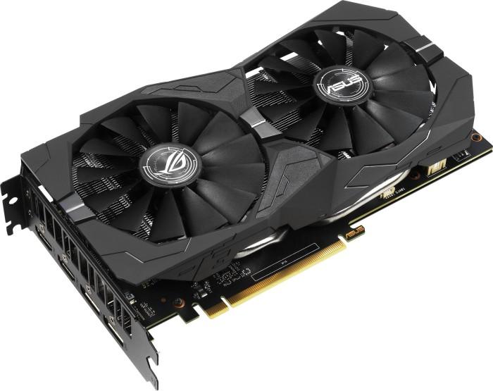 ASUS ROG Strix GeForce GTX 1650 OC, ROG-STRIX-GTX1650-O4G-GAMING, 4GB GDDR5, 2x HDMI, 2x DP (90YV0CX1-M0NA00)