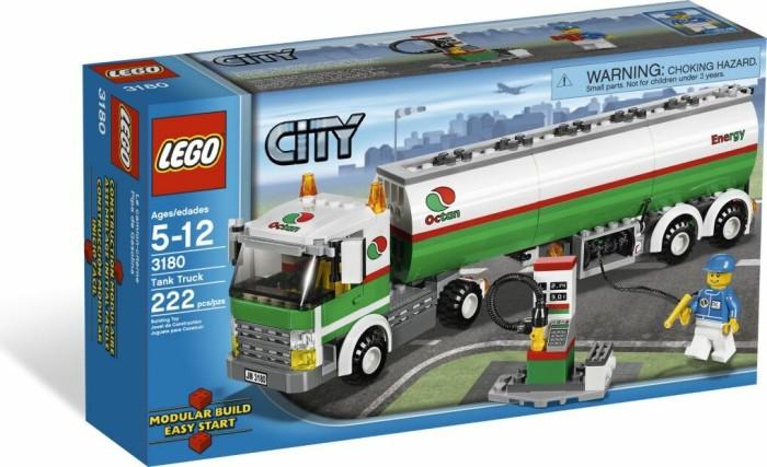 LEGO - City Airport - Tank Truck (3180) -- via Amazon Partnerprogramm