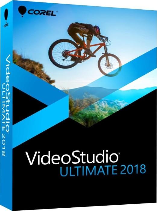 Corel VideoStudio 2018 Ultimate (multilingual) (PC) (VS2018UMLMBEU)