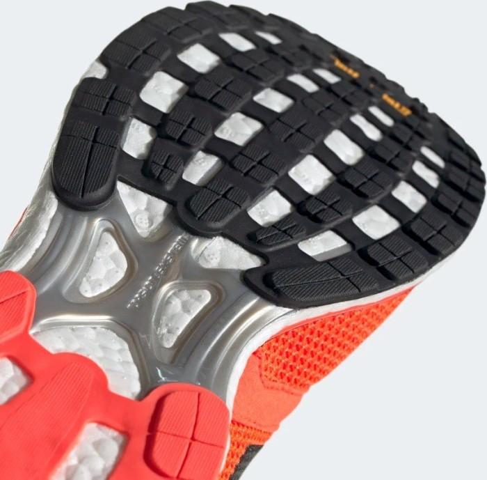 adidas adizero Adios 4 solar redcore black (męskie) (EF1464