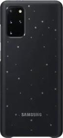 Samsung Smart LED Cover für Galaxy S20+ schwarz (EF-KG985CBEGEU)