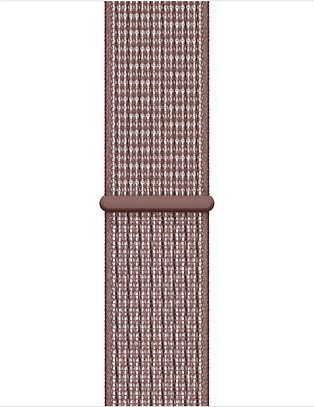 Apple Nike Sport Loop für Apple Watch 40mm smokey mauve (MTM52ZM/A)