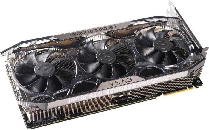 EVGA GeForce RTX 2080 FTW3 Ultra Gaming, 8GB GDDR6, HDMI, 3x DP, USB-C  (08G-P4-2287-KR) from £ 764 88