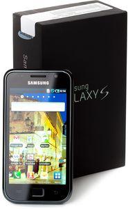 O2 Samsung Galaxy S i9000 (versch. Verträge) -- © bepixelung.org