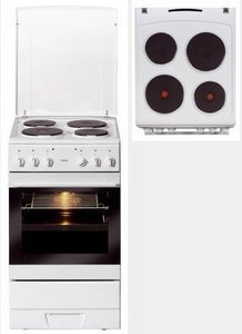 Amica SHE 11154W electric cooker