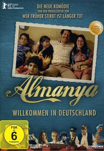 Almanya - Willkommen in Deutschland -- via Amazon Partnerprogramm