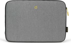 "Dicota Skin Flow 15-15.6"" Schutzhülle, grey/yellow (D31746)"