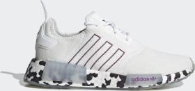 adidas NMD_R1 cloud white/active purple (Damen) (GZ7995)