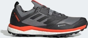 adidas Terrex Agravic XT GTX grey three/core black/active orange (Herren) (EE9570)