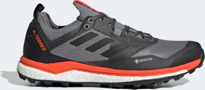 adidas Terrex Agravic XT GTX grey threecore blackactive orange (Herren) (EE9570) ab € 152,96