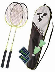 Talbot Torro Badmintonset Black Magic