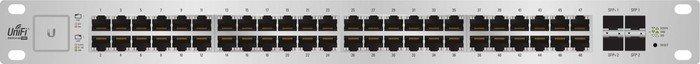 Ubiquiti UniFiSwitch 48 Rackmount Gigabit Managed switch, 48x RJ-45, 2x SFP, 2x SFP+, 500W PoE+ (US-48-500W)