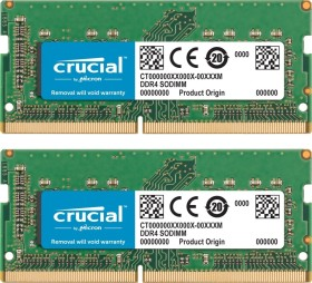 Crucial Memory for Mac SO-DIMM kit 64GB, DDR4-2666, CL19 (CT2K32G4S266M)