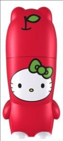 Mimoco Mimobot Hello Kitty Apple 4GB, USB-A 2.0