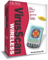 network Associates: McAfee VirusScan wireless 1.0 (PC) (VWS-0001-GE-100)