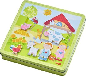 HABA Magnetic game box Peters und Paulines Bauernhof (301951)