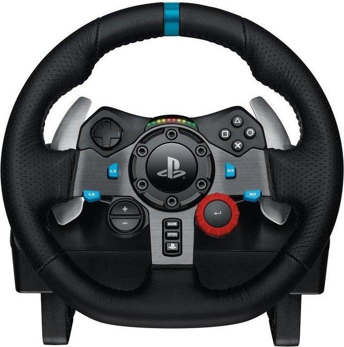 Logitech G29 Driving Force, USB, UK (PS3/PS4) (941-000113)