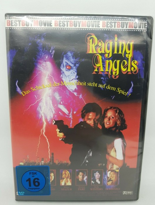 Raging Angels -- via Amazon Partnerprogramm