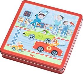 HABA Magnetic game box Zippy Cars (301948)