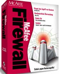 Network Associates: McAfee firewall 1.0 (PC) (MCF-0001-GE-100)